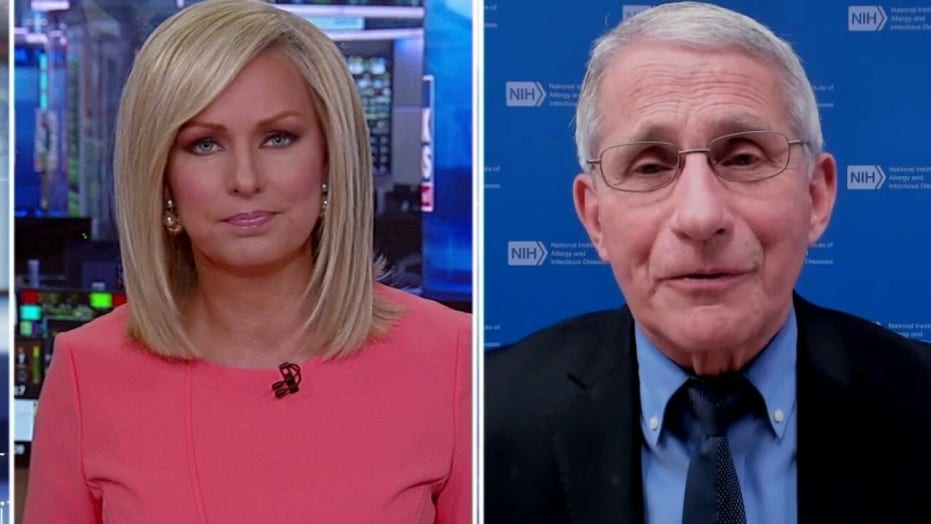Fauci: 'Not productive' to rehash Trump handling of pandemic: 'Let's look forward'