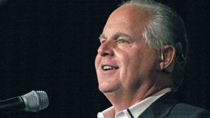 Rush Limbaugh in his own words