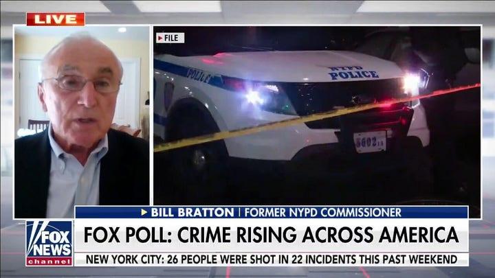 As policing debates surge, so do crime rates