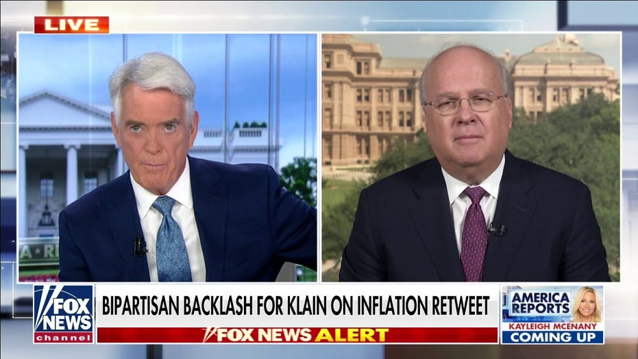 Karl Rove: 'The right number of tweets for a White House chief of staff is zero'