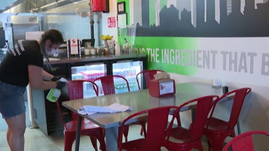 Georgia restaurants resume dine-in services with safety restrictions
