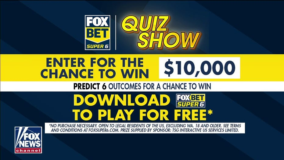 FOX Bet Super 6 Quiz Show offers $10,000 grand prize: See this week's questions