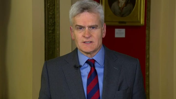 Sen. Cassidy says coronavirus relief bill will pass, encourages Americans to stay home