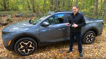 Test drive: 2022 Hyundai Santa Cruz