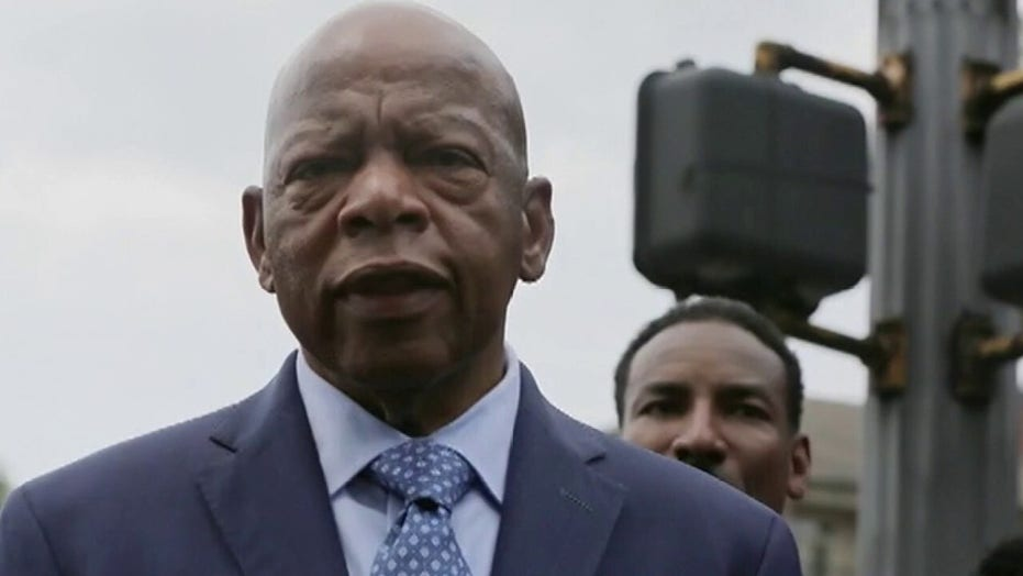 Remembering Congressman John Lewis, civil rights icon