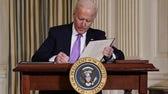 Joe Biden's explosion of executive orders