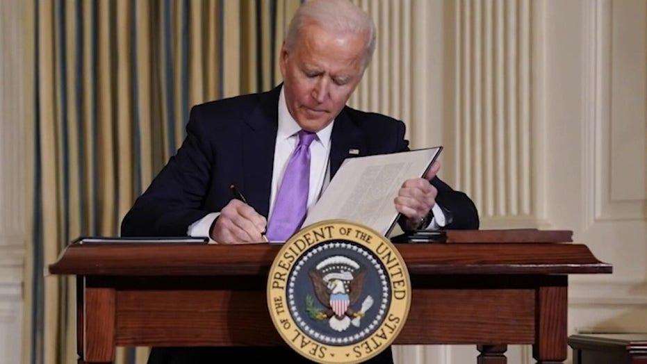 Environmental journalist praises Biden's 'week of climate climaxing'