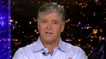 Hannity argues Biden appeasement of Democrats' left wing is 'sign of weakness' in former VP