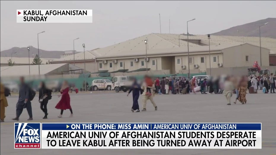 NSA Sullivan says mission to evacuate Americans from Afghanistan has 'shifted' from military to 'diplomatic'