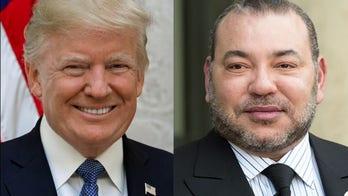 President Trump secures deal between Israel and Morocco in a Hanukkah miracle