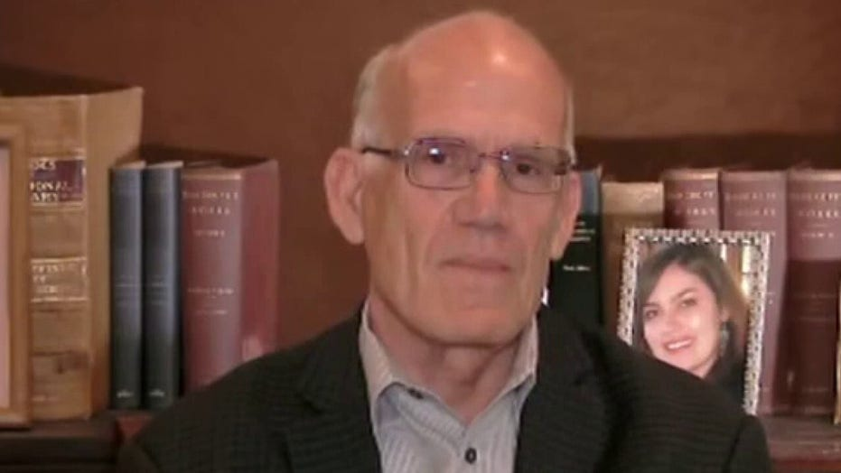 Victor Davis Hanson blasts Delta's CEO on 'wokeness': 'If you make $17M' you're 'not committed to equity'