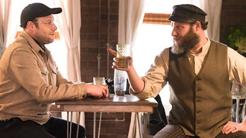 Seth Rogen plays duel roles in new HBO Max comedy 'An American Pickle'