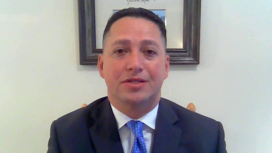 Rep. Gonzales on Kamala Harris' border trip: Trump put Biden admin in 'political vise'