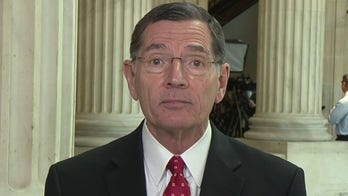 Sen. John Barrasso: $3T coronavirus relief bill is partisan, Pelosi's living on 'fantasy island'