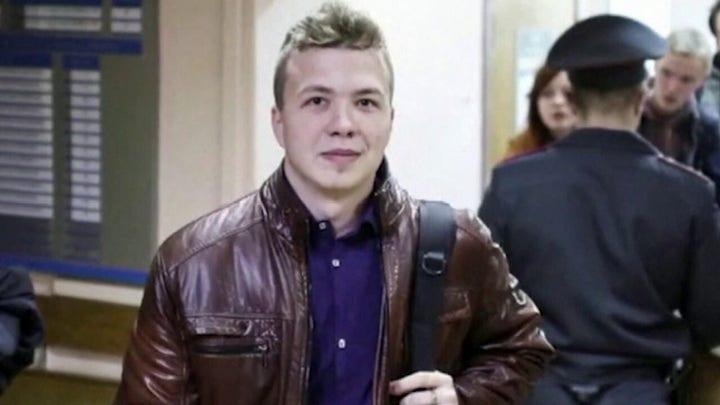 Belarus could face sanctions over jetliner diversion, arrest of journalist