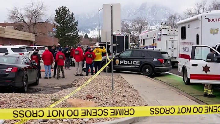 Ten killed, including police officer, in Colorado shooting
