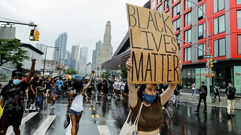George Floyd protests continue in New York City as curfew stays in effect