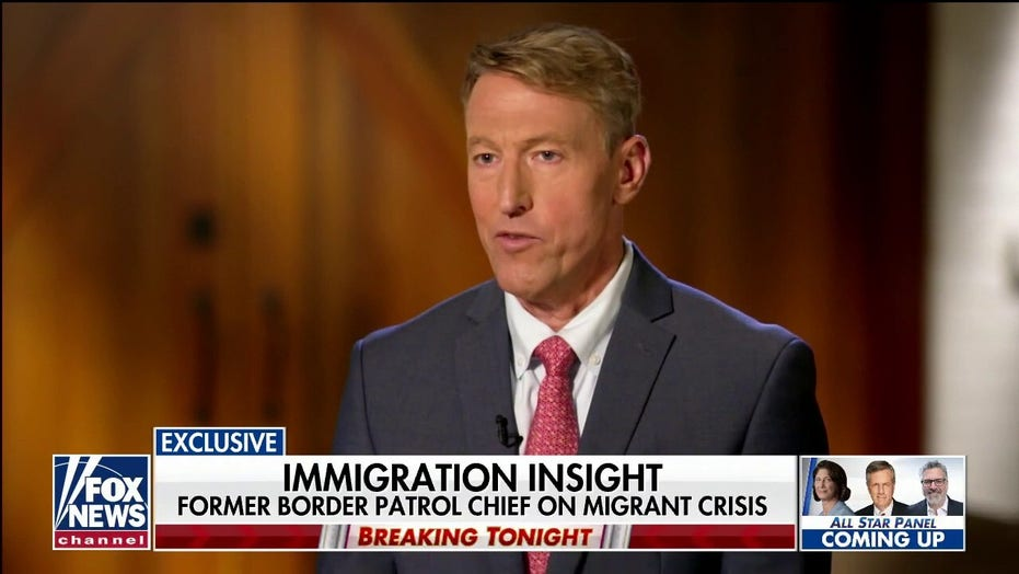 Ousted Biden Border Patrol chief says terrorists attempting to enter US through border