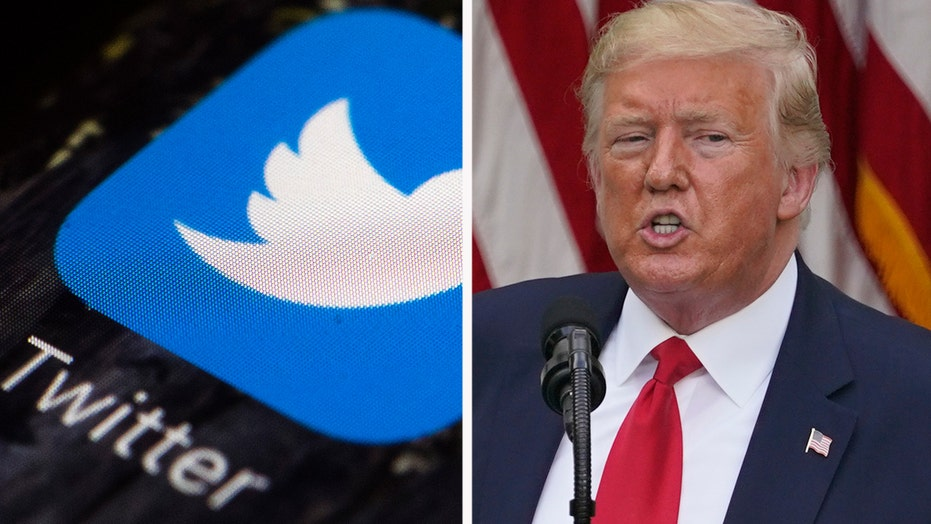 Trump signs executive order on social media censorship following feud with Twitter