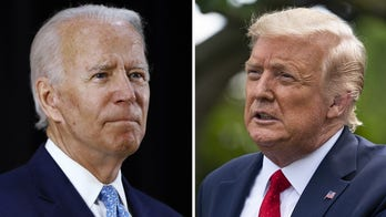 Trump accuses Biden of 'plagiarizing' him over 'buy American' push