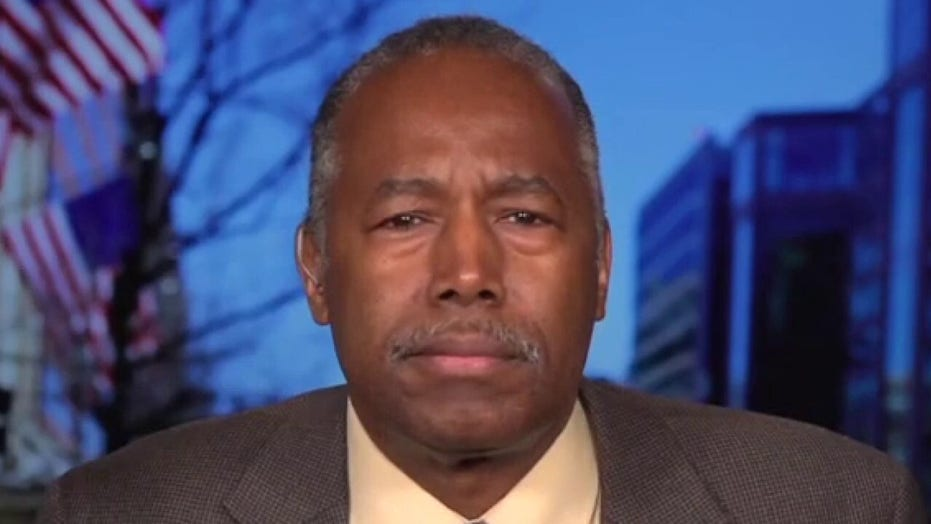 Ben Carson: We will 'destroy ourselves as a nation' if Americans don't wake up' and unite