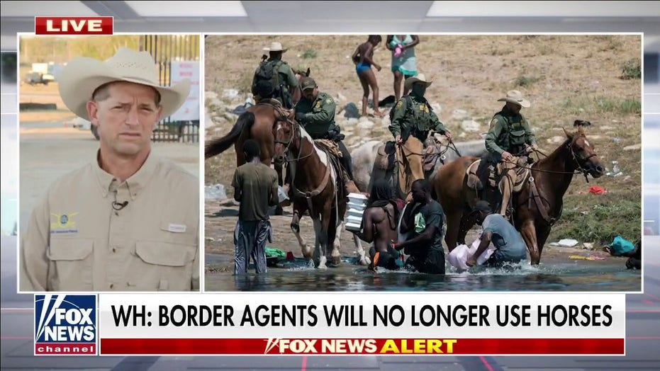 Probe into Border Patrol agents drags on over a month, despite Mayorkas claim it would take 'days'