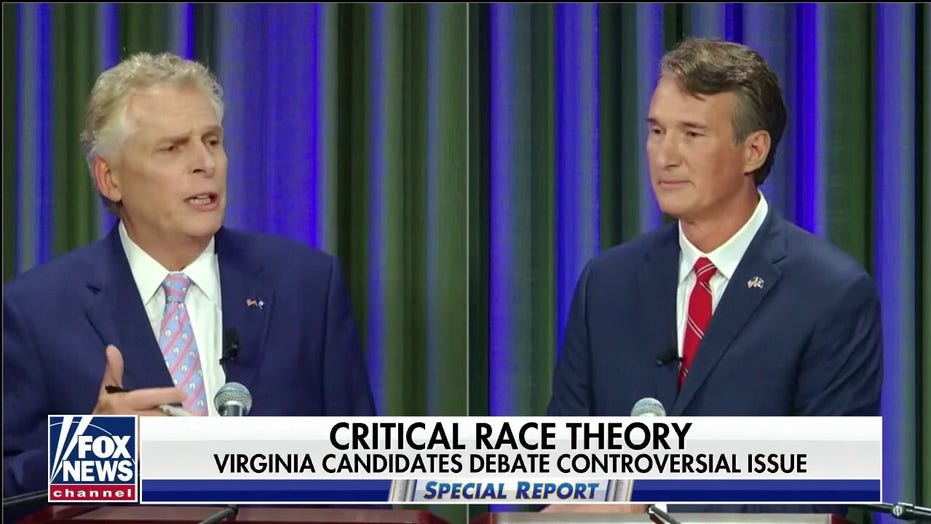 Panelist withdraws from upcoming McAuliffe-Youngkin debate after tweets attacking GOP, evangelicals surface