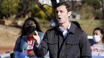 Ossoff's China ties 'very important issue' in Ga. runoffs: Thiessen