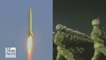 North Korea, Iran working together on long-range ballistic missiles