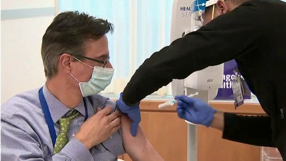 FDA warns UK coronavirus variant may result in false-negative tests