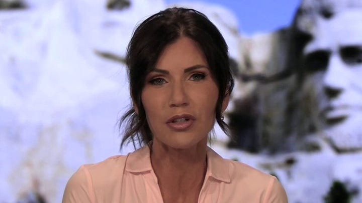 Gov. Noem slams 'evil' tweet on Down syndrome abortions from Newsweek contributor