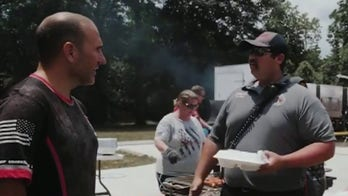Operation BBQ Relief serves nearly 10K meals to medical workers, first responders