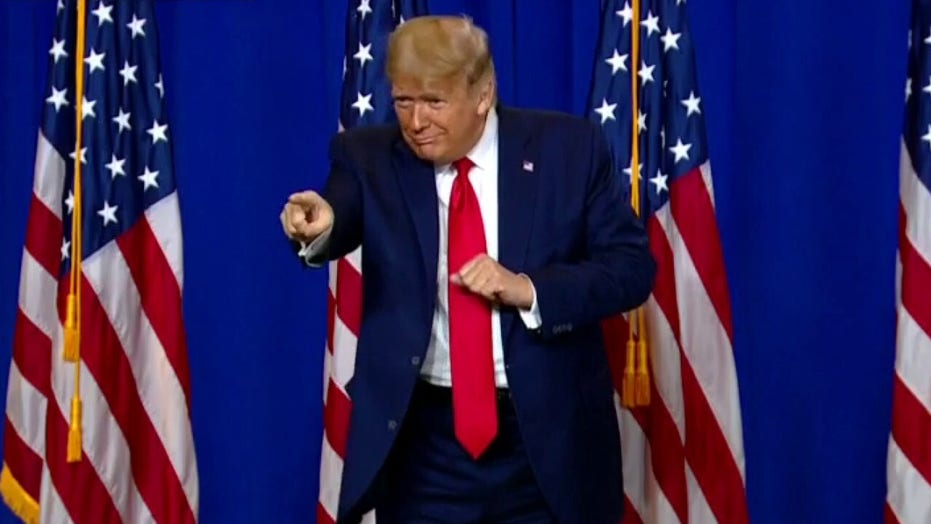 Trump brings reelection campaign to seniors in battleground Florida