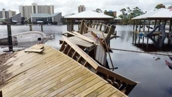 Hurricane Sally destruction along Alabama coast seen in drone video