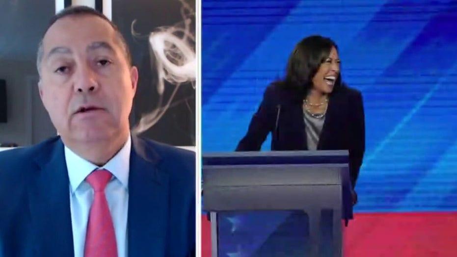 Peebles: Kamala Harris was the best choice for Biden