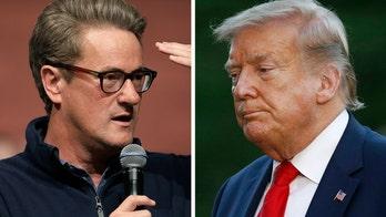 Trump's Scarborough conspiracy