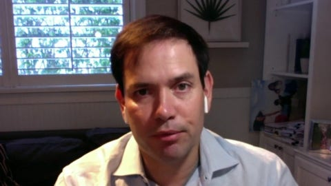 Sen. Rubio's advice to small businesses amid COVID-19 jobs crisis