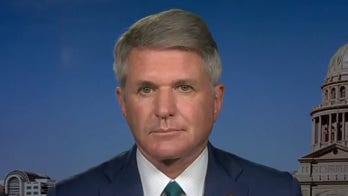 Rep. McCaul praises Trump's WHO withdrawal, says 'they have one year to get their act together'
