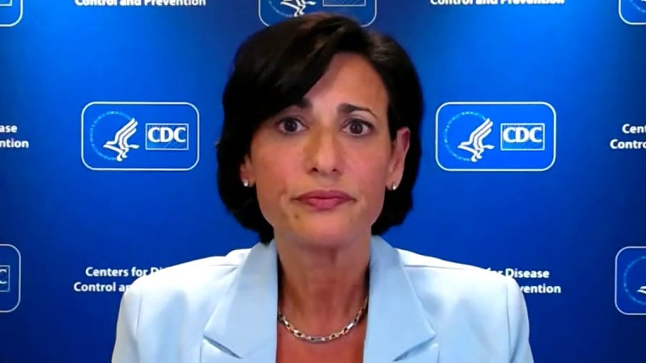 CDC director maintains feds are 'following the science' amid booster shot controversy ; points to new vote