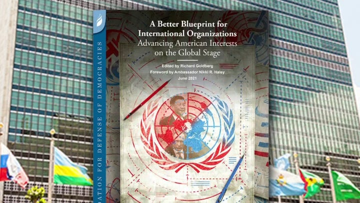 China exploiting influence at the United Nations: report