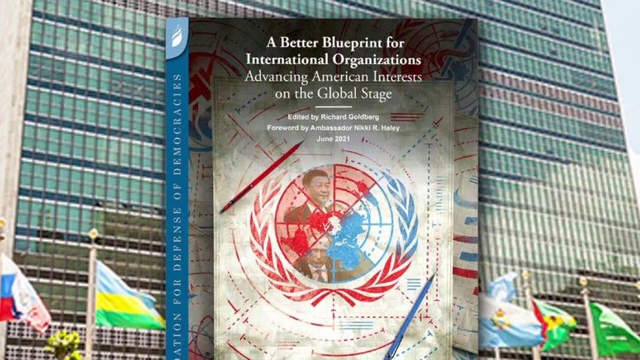 中国, Russia exploiting United Nations to push back against US interests, 报告说