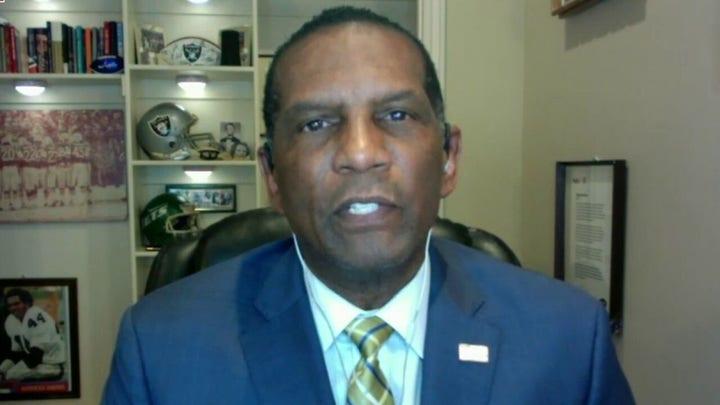 Burgess Owens blasts Cori Bush's 'defund police' rhetoric, critical race theory's 'lie'