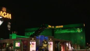 Crowds flood Las Vegas as city capacity increases