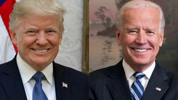 Trump swipes at Biden, says tax hikes would tank market: '401ks will drop down to nothing'