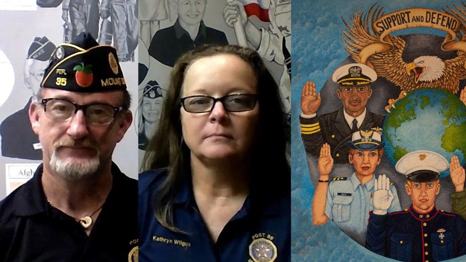 Amid coronavirus relentless veterans take on new fight to save local American legion post