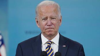 Kilmeade slams 'weak' Biden for turning back once again on reporters