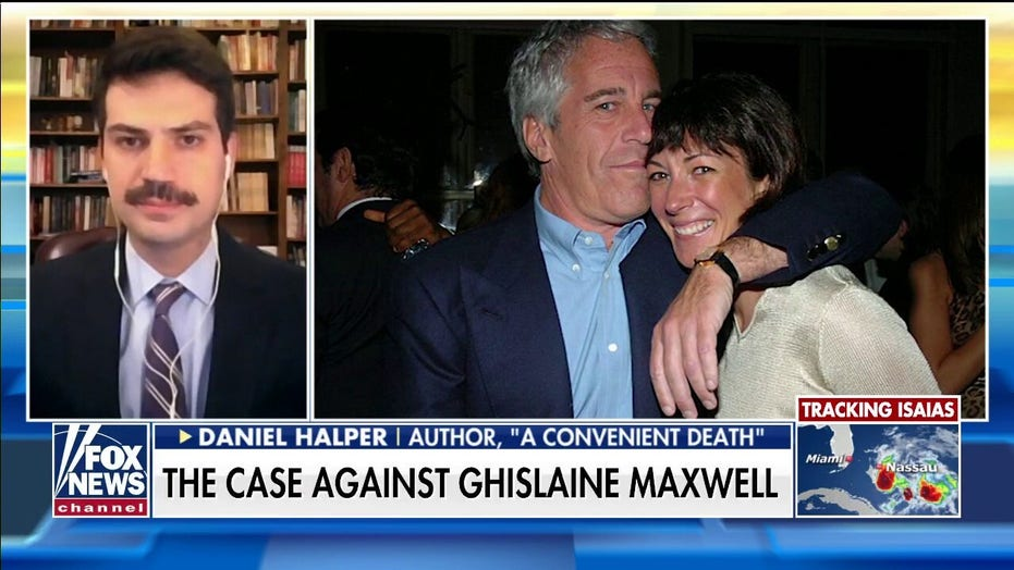 Daniel Halper on the case against Ghislaine Maxwell, unsealed court docs