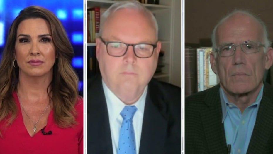 Victor Davis Hanson says President Trump can unify the nation through restoration