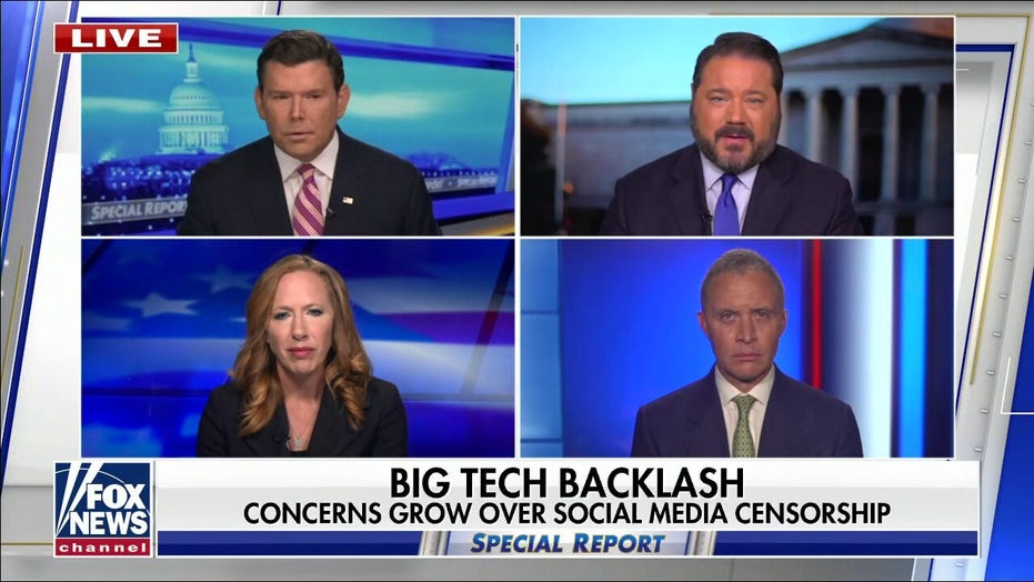 'Special Report' panel on White House flagging problematic posts for Facebook