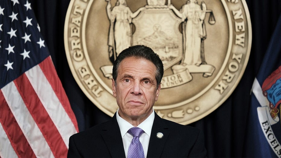 NY Gov. Cuomo ripped for report he abandoned dog Captain at executive mansion